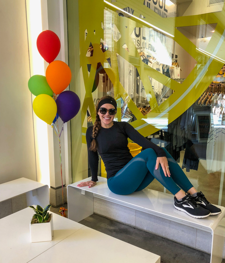 Ashley at SoulCycle Walnut Creek by A Lady Goes West