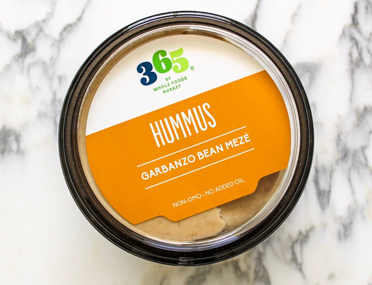 Hummus easy and healthy grocery swaps by A Lady Goes West
