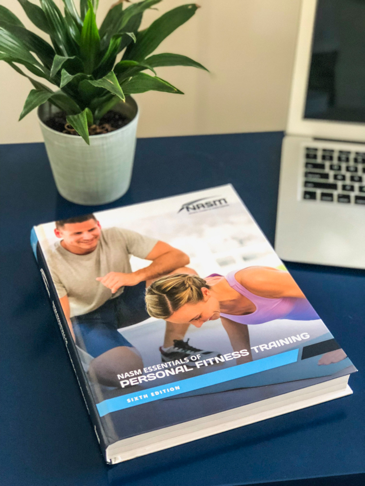 My experience with the NASM CPT Guided Study Program and