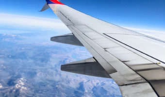 Southwest flight to Florida by A Lady Goes West