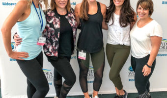 Highlights from the 2018 IDEA World Fitness Convention and BlogFest