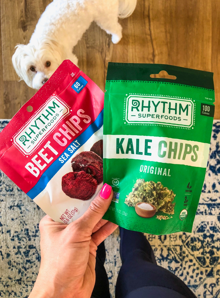 Rhythm superfood chips favorites in July 2018 by A Lady Goes West