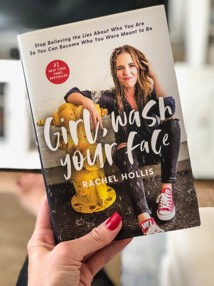 Girl Wash Your Face Book - September 2018 - by A Lady Goes West