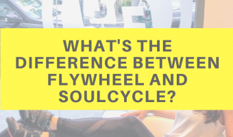 The difference between FlyWheel and SoulCycle cycle classes