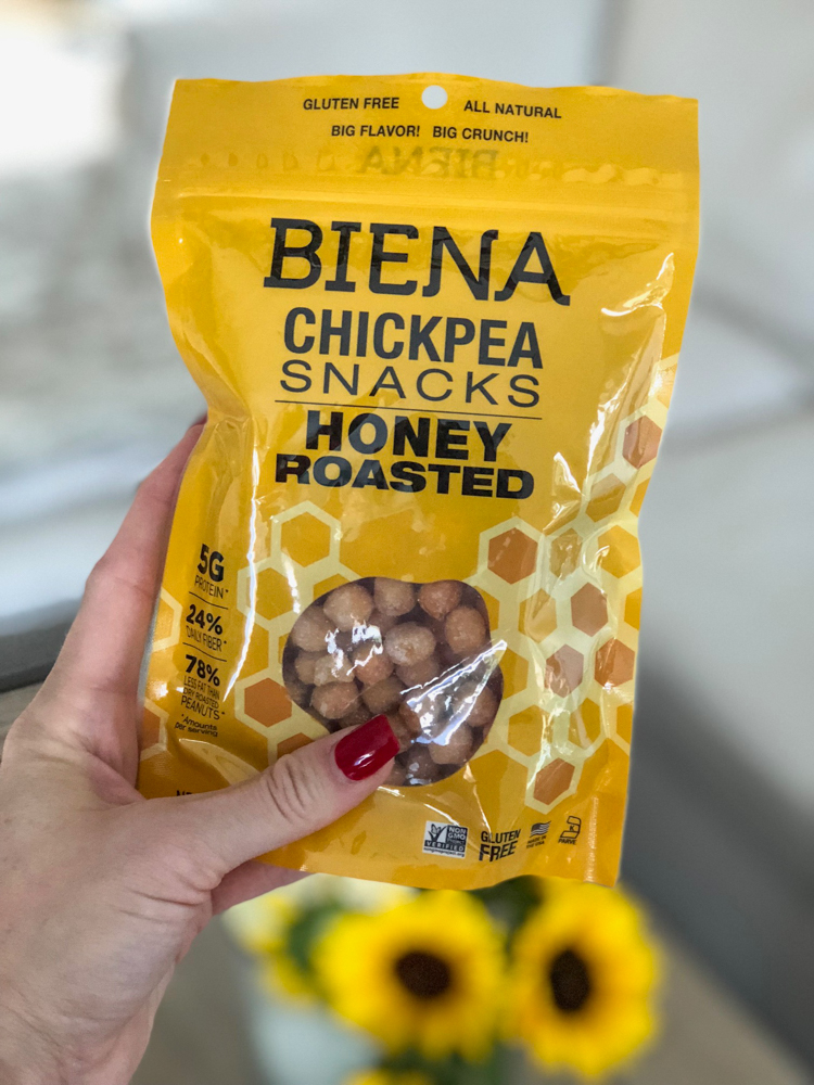 Biena snacks - October 2018 by A Lady Goes West