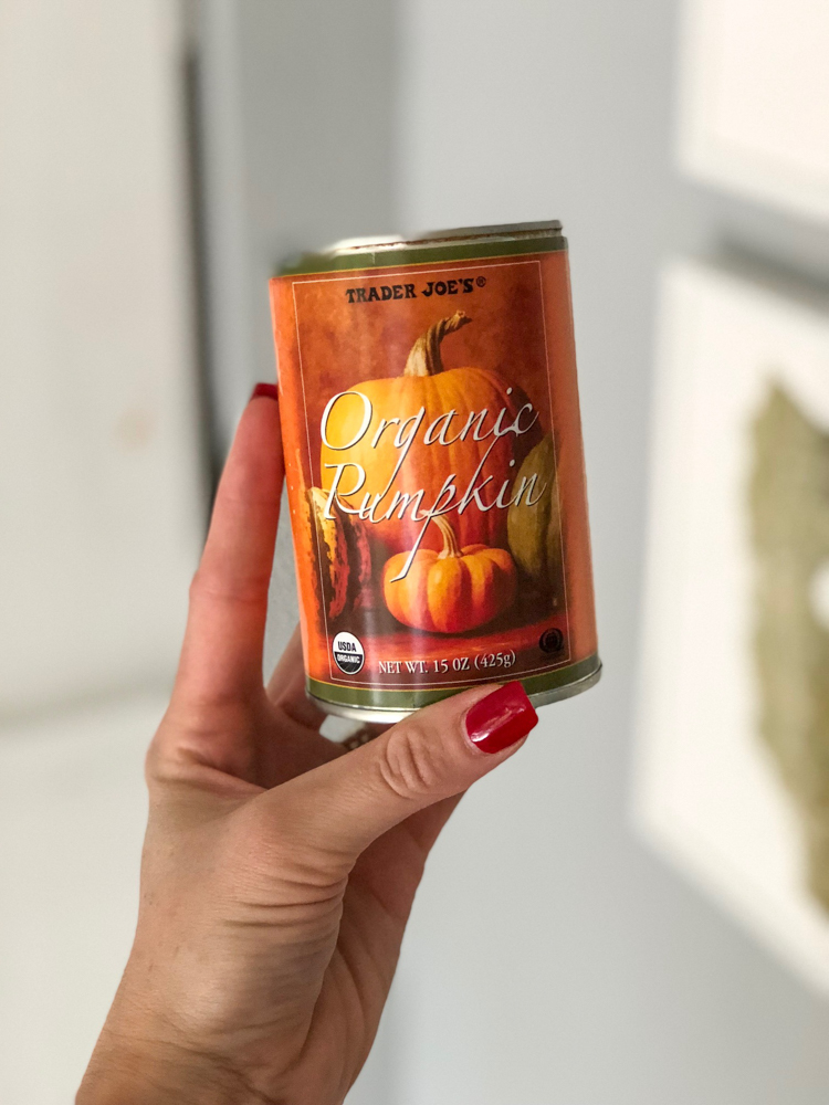 Organic canned pumpkin - October 2018 by A Lady Goes West