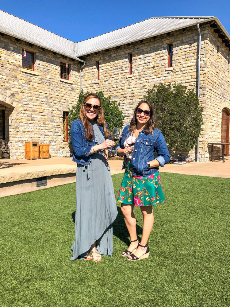 Silver Oak winery by A Lady Goes West -- October 2018