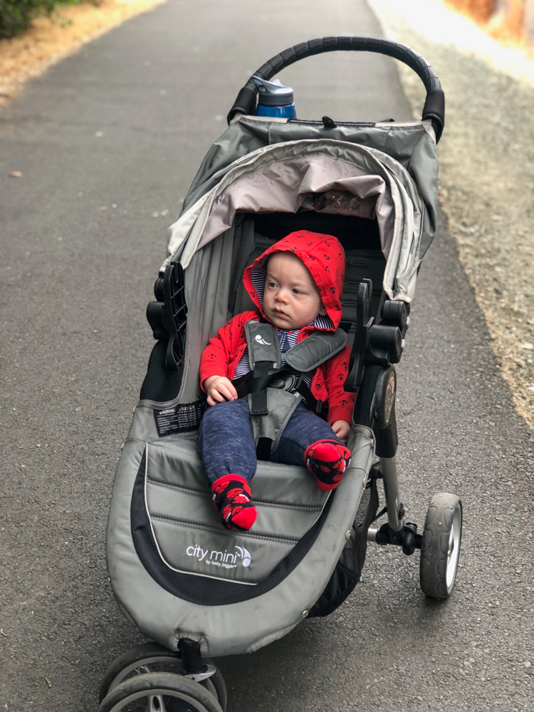 Strolling Brady - August 2018 - A Lady Goes West