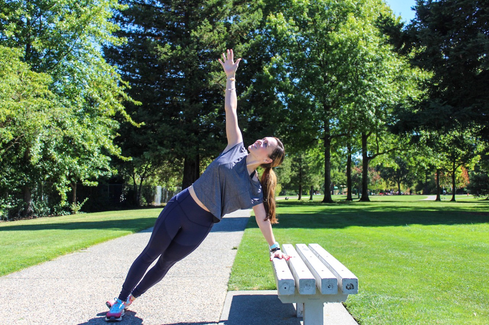 What does your workout mean for you by A Lady Goes West -- October 2018