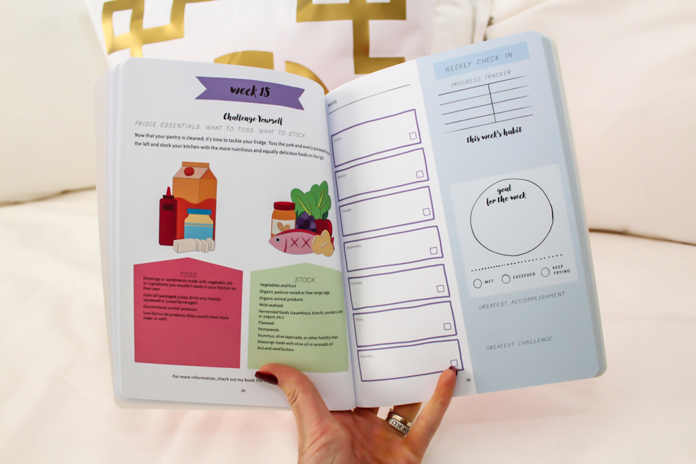 Be Healthy Every Day planner by Lady Goes West -- November 2018