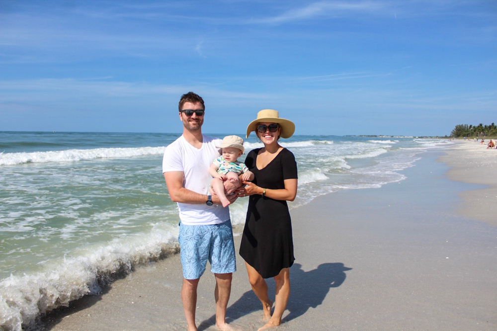 Boca Grande Beach fun by A Lady Goes West -- November 2018