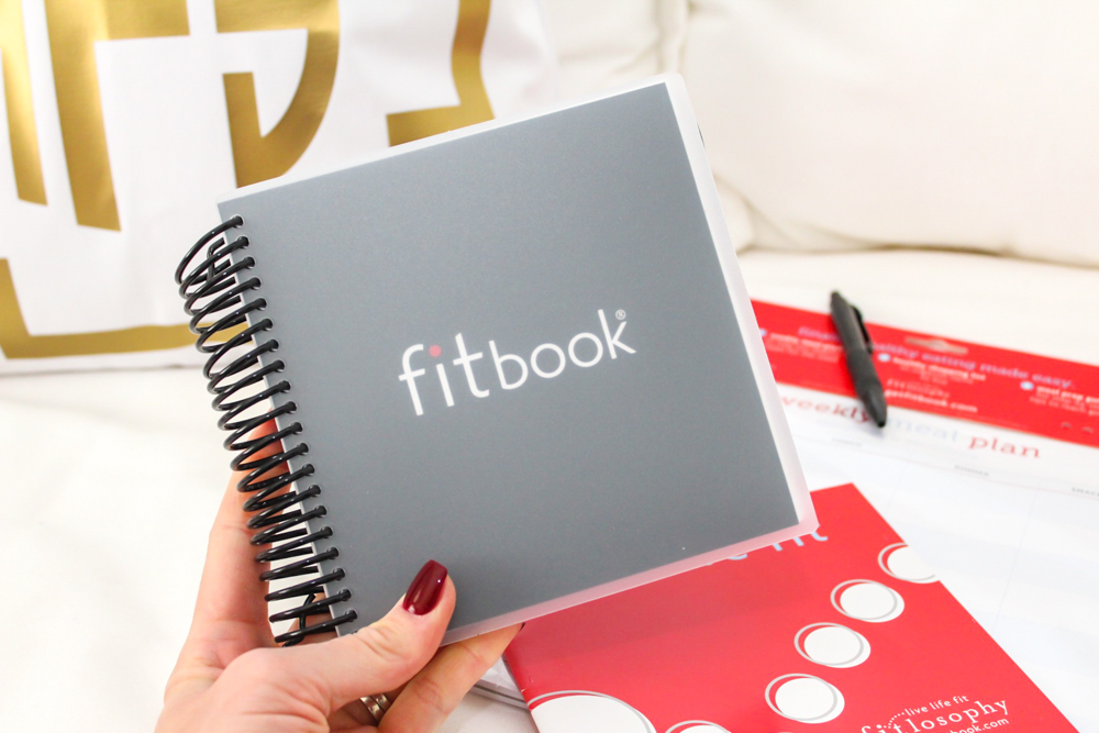 FitBook planner by A Lady Goes West -- November 2018