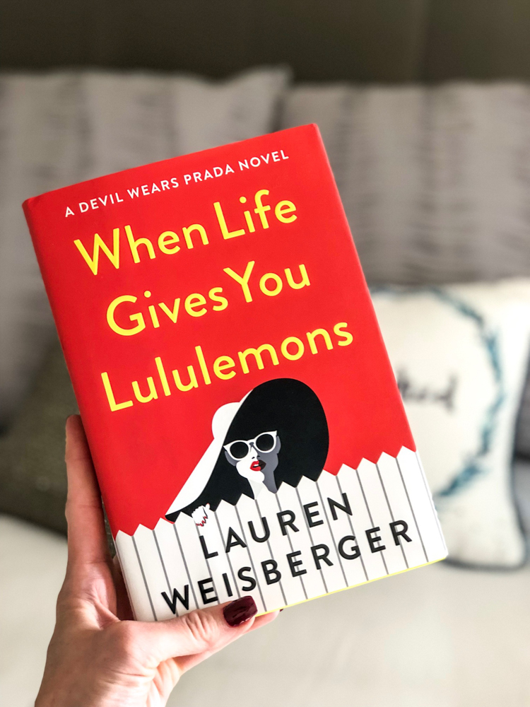 When Life Gives You Lululemons book by A Lady Goes West -- November 2018