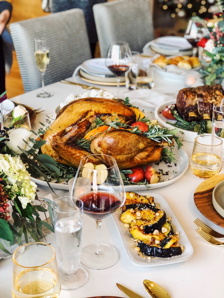 Whole Foods holiday dinner 2018