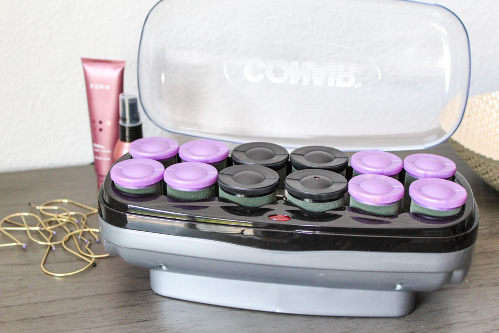 Conair rollers by A Lady Goes West -- January 2019