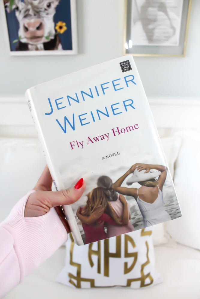 Fly Away Home Book by A Lady Goes West - February 2019