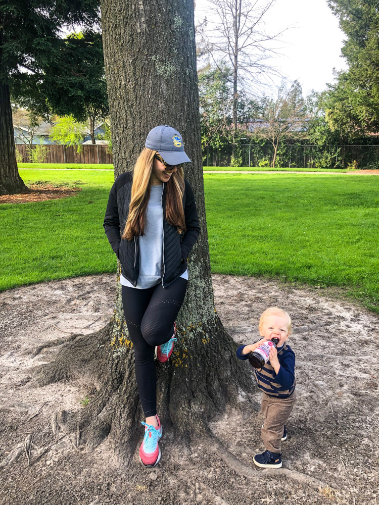 Ashley and Brady park day by A Lady Goes West --- March 2019