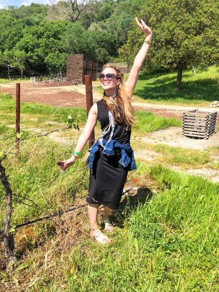 Ashley at GunBun in Sonoma by A Lady Goes West - April 2019