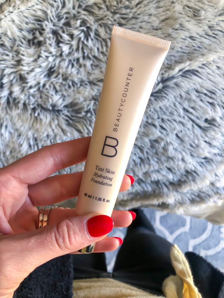 Beautycounter tint skin foundation by A Lady Goes West - May 2019