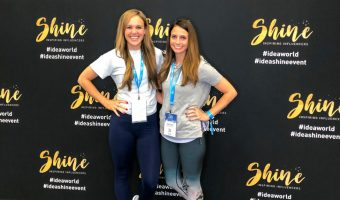 Current faves: Fitness conference fun, food, beauty and weekly workouts