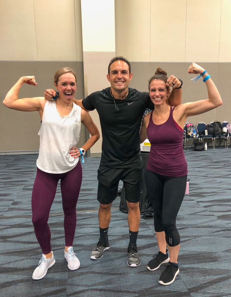 Post Nike Training Club workout by A Lady Goes West - June 2019