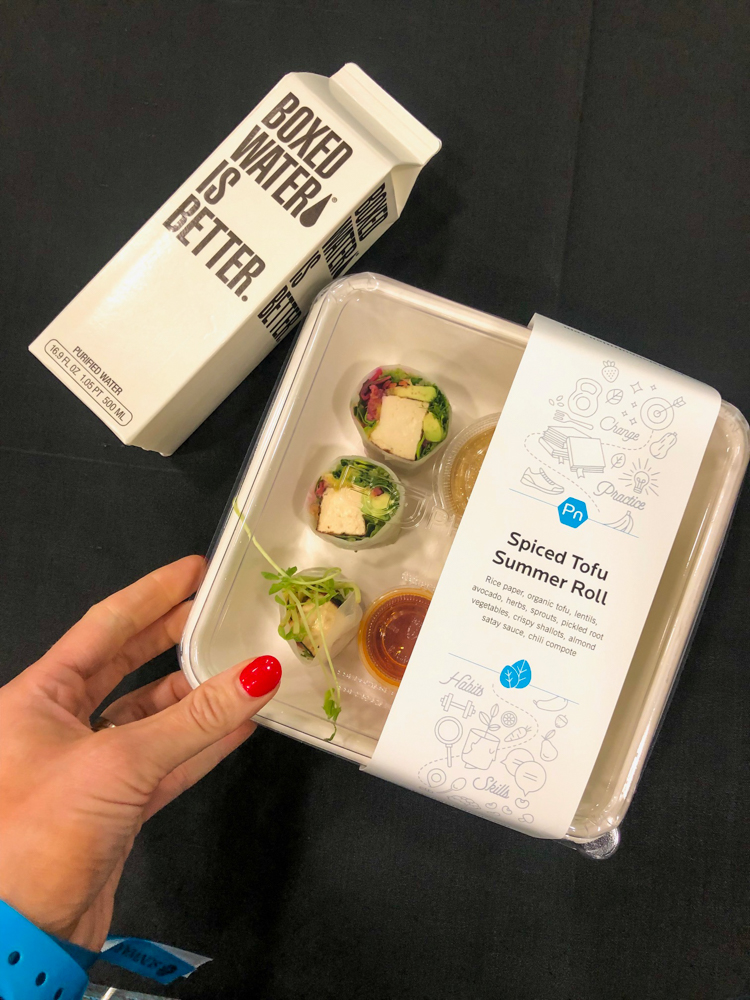 Precision Nutrition lunch by A Lady Goes West - June 2019