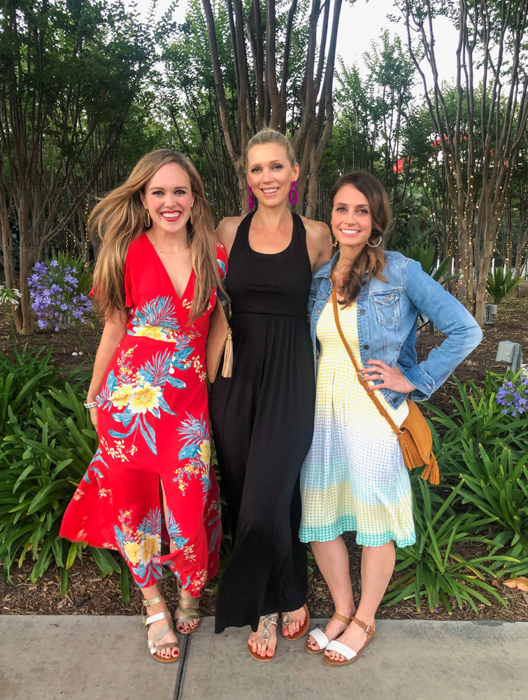 Ashley, Giselle and Heather out in Anaheim by A Lady Goes West - June 2019