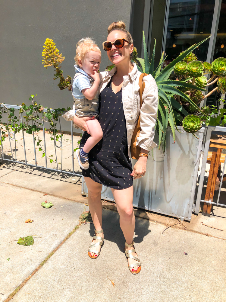 Ashley and Brady at Home Grown Oakland by A Lady Goes West - July 2019
