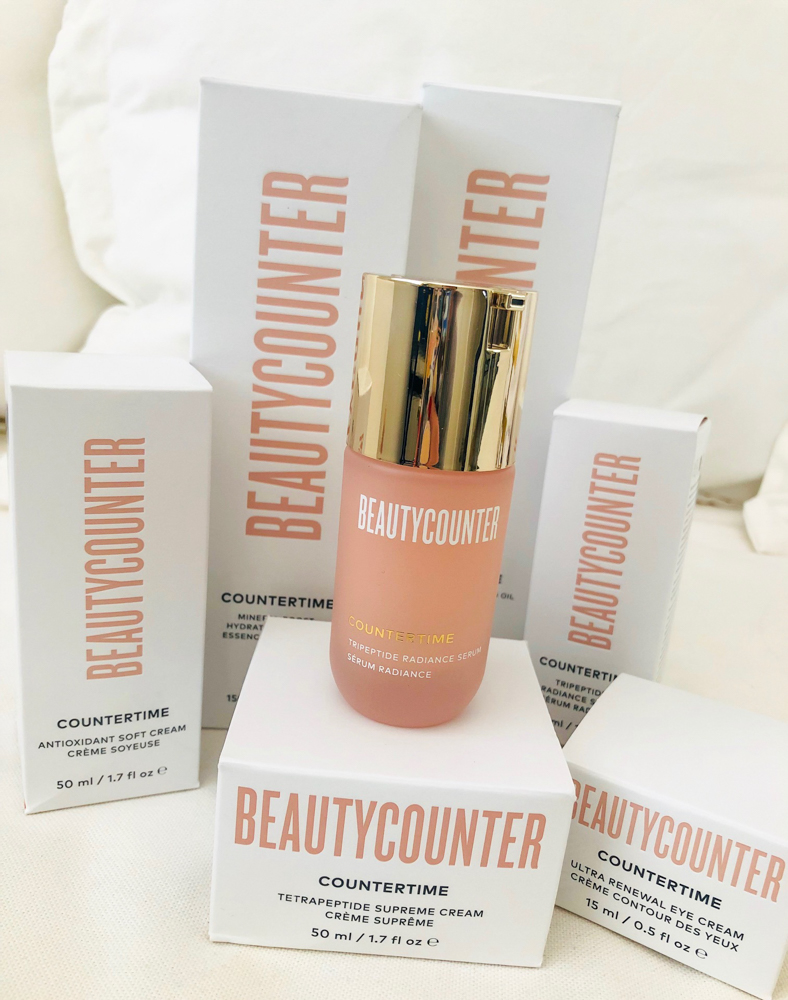 Beautycounter Countertime by A Lady Goes West - June 2019