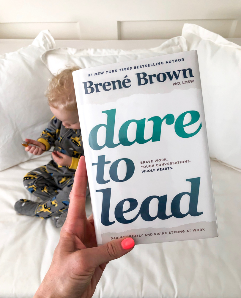 Dare to Lead book review by A Lady Goes West - July 2019