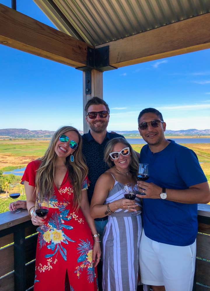 Mooitts at overlook at Viansa -- A Lady Goes West - August 2019