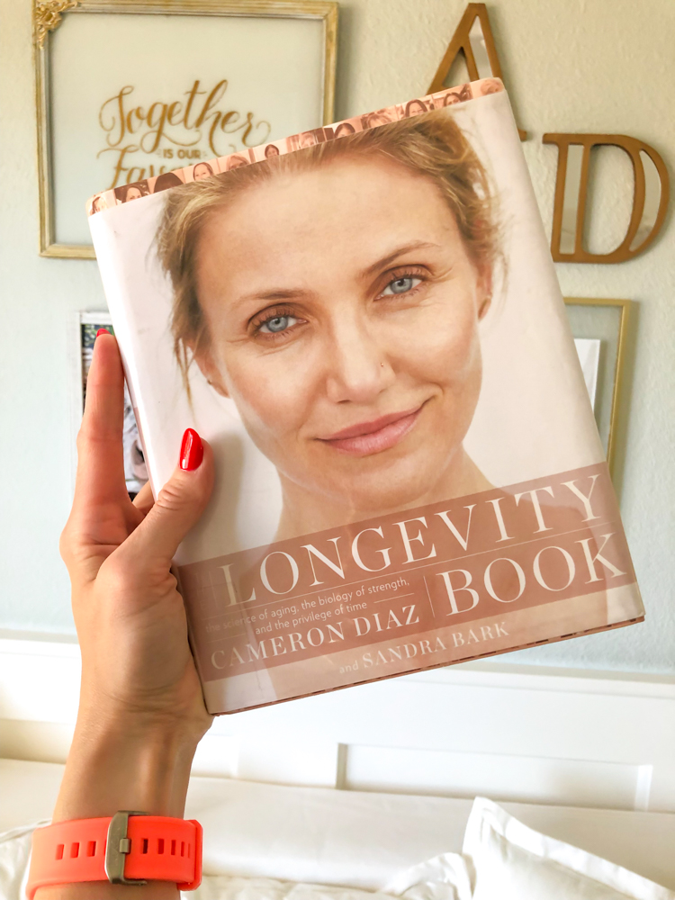 What I learned about aging from reading The Longevity Book -- A Lady Goes West - August 2019
