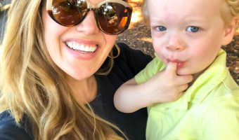 Ashley and Brady at Lindsay Wildlife Museum in Walnut Creek - by A Lady Goes West -- September 2019