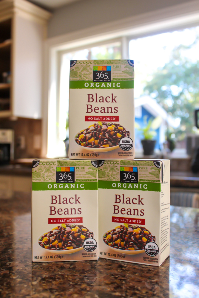 Black beans - Super simple and healthy favorite toddler eats by A Lady Goes West -- September 2019