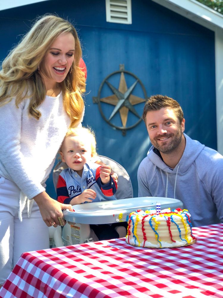 Brady's 2nd birthday singing September 2019 by A Lady Goes West