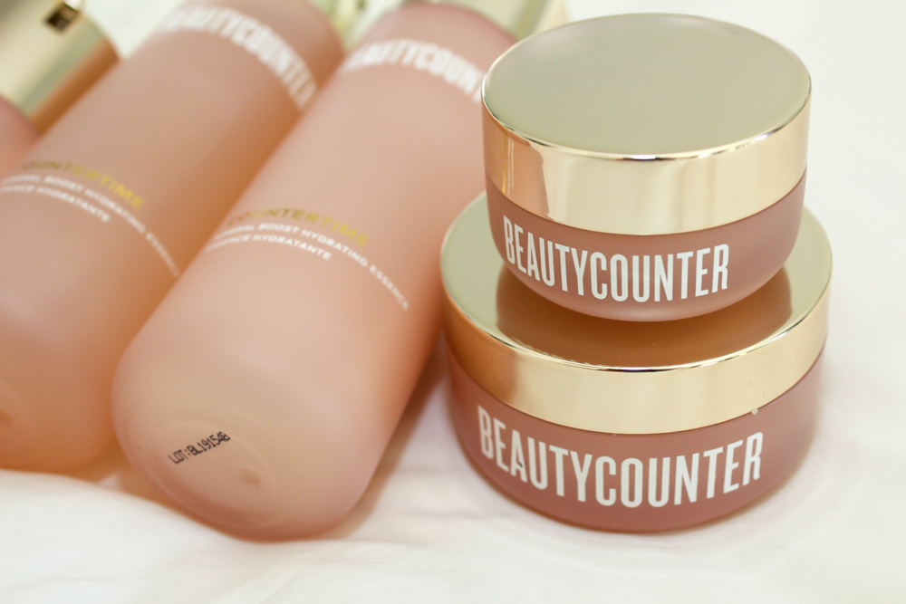 Beautycounter Countertime skincare line by A Lady Goes West -- October 2019