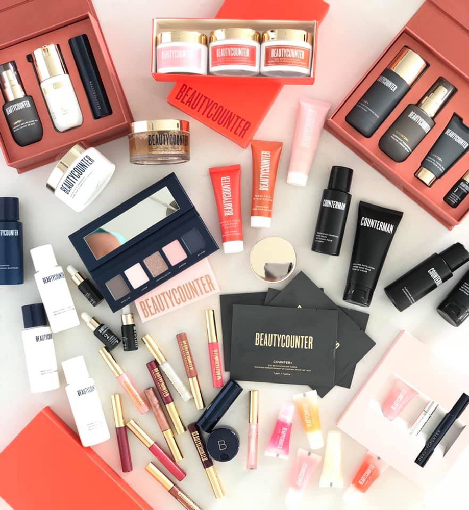 Beautycounter holiday 2019 by A Lady Goes West -- October 2019