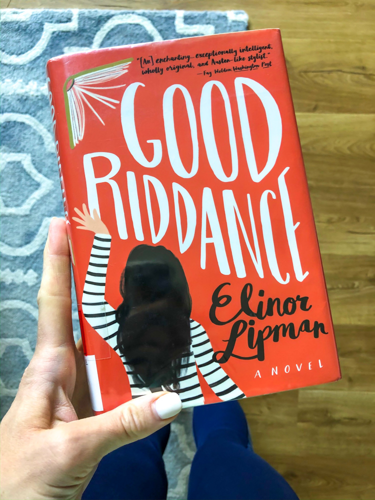 Good Riddance book by A Lady Goes West -- October 2019