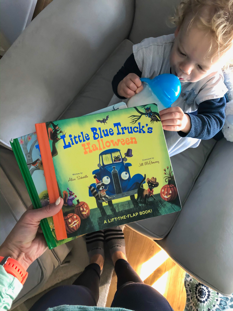 Reading Brady stories by A Lady Goes West -- October 2019