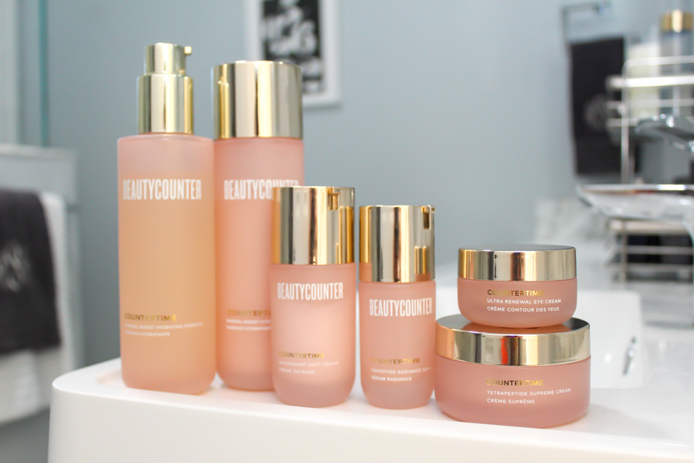 Review of Beautycounter Countertime skincare by A Lady Goes West -- October 2019