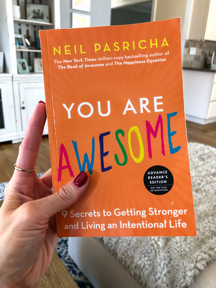 You Are Awesome book by A Lady Goes West -- October 2019