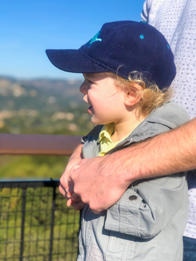 Brady at Oakland Zoo by A Lady Goes West -- November 2019