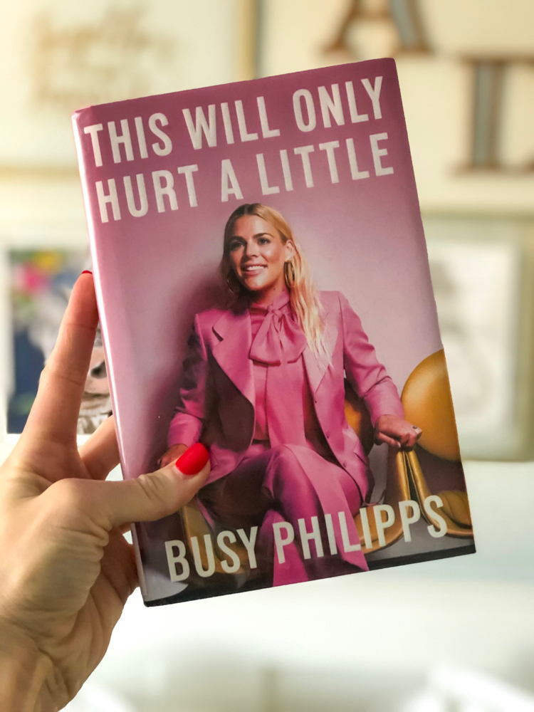 Busy Phillips book review by A Lady Goes West -- November 2019