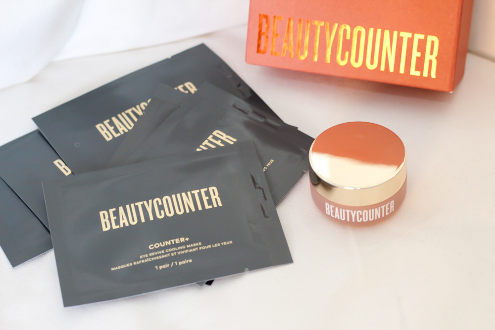 Eye treatment Beautycounter holiday sets 2019 by A Lady Goes West -- November 2019