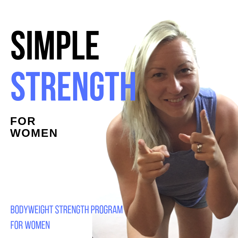 Simple Strength for Women