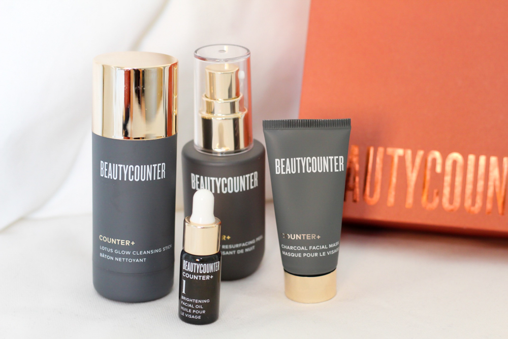 Skincare favorites Beautycounter holiday sets 2019 by A Lady Goes West -- November 2019