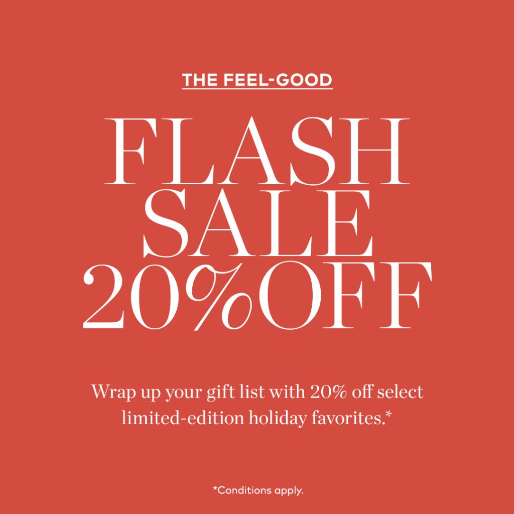 Flash Sale for Beautycounter