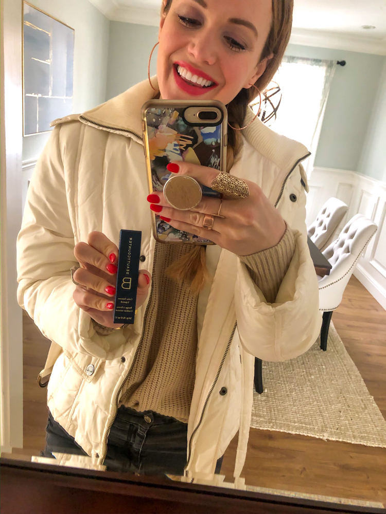 First Date lipstick by Beautycounter by A Lady Goes West -- December 2019