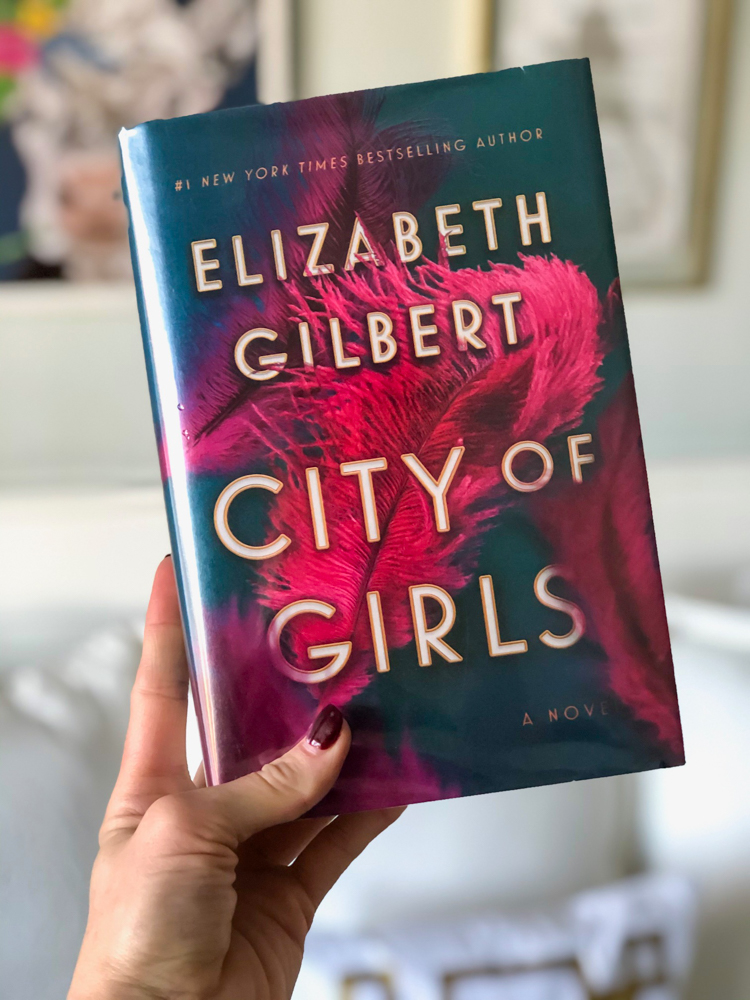 City of Girls book by A Lady Goes West -- December 2019
