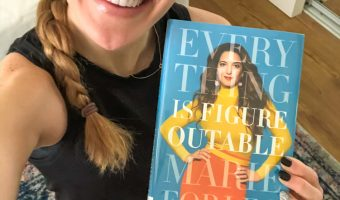 Everything is Figureoutable book by A Lady Goes West - January 2020